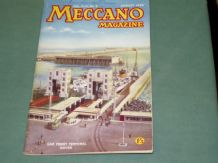 MECCANO MAGAZINE 1958 August Vol XLIII No.8